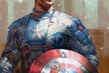 Avengers / by Fernando Jacomasso