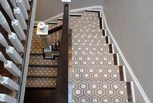 Walls, Halls & Stairs
