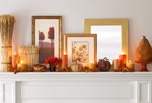 Fall Decorating / by Emily Lee