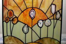Glas in lood / Ontwerpen