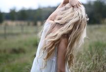 blonde tones/ hair styles