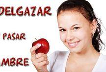 Adelgazar / Perder de peso saludablemente