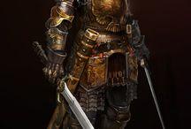 Armor consept