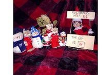Mr Pierre Elf on the shelf / Elf on the Shelf / by ann_ah