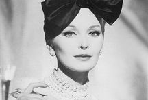 1959 Make Up, Fashion, Beauty / Make Up examples, hairstyle, fashion and beauty from 1959's