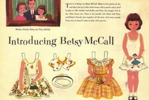 Betsy McCall paper dolls