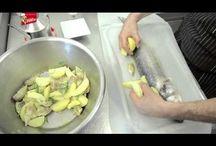 """Video Ricette / Il blog """"Passione Pesce"""" nasce dal piacere di scrivere di un gruppo di appassionati addetti del settore, da sempre impegnati nel mondo della pesca (sportiva e d'altura), della cucina e del mondo """"ittico"""" a 360°."""