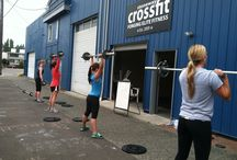 A Cross Into Fitness / by Jessica Starr
