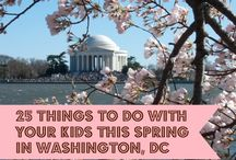 DC Top Spots / Best places in Washington DC / by White House Nannies