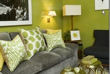 Living Room Re-Do / by Heather McKay