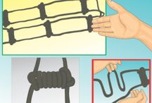 Seil und Knoten