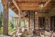 Porches and cabins