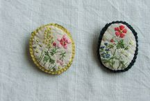 Embroidery/Sewing/Stitching/Knitted/Crochet/Cross stitch.