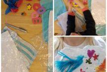 Crafts - rainy day activities