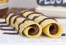 Crepes/pancakes