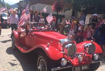 Vail 4th of July Festivities / We hope you had a wonderful time at the Vail America Days Parade. Wishing you a Happy 4th of July from all of us at Ron Byrne & Associates! #4thofJuly #AmericaDays www.RonByrne.com