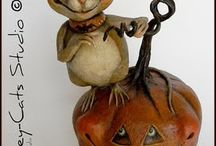 The Great Pumpkin / by Cathy Brown Compton