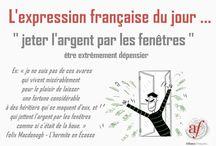 expressions françaises / by MFR Puy-Sec
