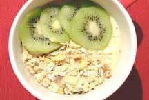 le mie colazioni ed altre idee / le mie colazioni ed altre idee per colazioni sane ed equilibrate