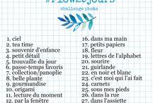 #Flow29jours / Challenge de photo sur les 29 jours du mois de février 2016