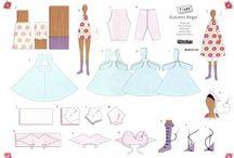 dolls cloth
