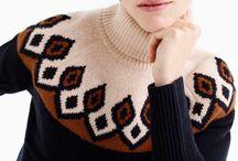 Iceland knitwear