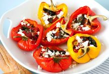 Stuffed Peppers and such / by Marisa Centurione