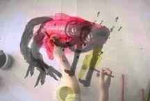 ART VIDEOS / Βιντεάκια που δείχνουν μαθητές να δημιουργούν έργα τέχνης
