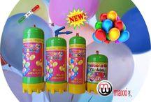 Bouteille d'helium jetable HELIUM  Bombonne d' Hélium  Bouteille d' Helium / La bombonnes d'hélium jetables MaxxiLine, est idéale pour décorer vos salles de réception. Elle est légère, très faciles à utiliser et est livrées avec une notice d'utilisation.