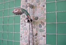Bathroom ideas / by Kathy Chimes