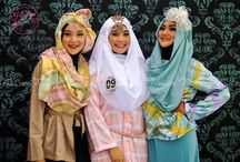 Dress Lebaran Hijabers