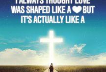 Dlouhá cesta člověka  k Boží lásce.