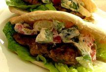 Griekse gerechten