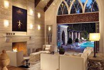 Living Room Book / Des idées déco pour le salon - Ideas for Living room decoration
