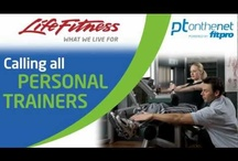 Personal Trainers to Watch / by Life Fitness