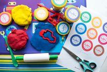 Kreatywne zabawy / Pomysły na twórcze spędzanie czasu z dzieckiem.