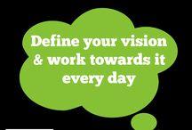 Marketing Thinking.... / Strategic marketing thinking, advice and tips from Lisa from Klarity Marketing