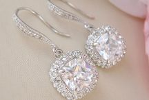 Wedding Jewelry / Bridal accessories to make your wedding day sparkle