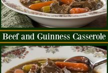 """St. Patrick's Day Recipes / Celebrate St. Paddy's Day with some Irish-themed eats and treats, such as corned beef and cabbage or Shamrock cookies! We can't guarantee they'll bring you a lot of luck, but we can guarantee they're sure to deliver lots of """"OOH, IT'S SO GOOD!!®"""""""
