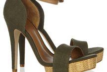 Shoes / by Adriana Petroiu Spencer