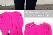 diy klær