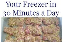 Freezer/slow cooker