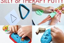 Play dough/ theraputty