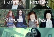 Harry Potter sad things