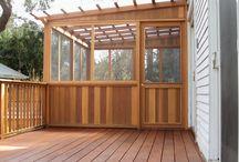 Back Porch Inspiration