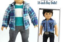 Boy doll clothes