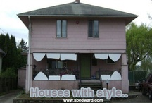 Houses with Style / by A.B. Edward Enterprises, Inc.