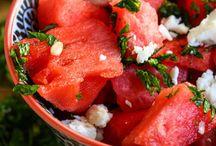 Salads/sauces / by Cheryl Terrance