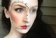 Face Painting Inspiration / Ideas for faces / by Julia Mills