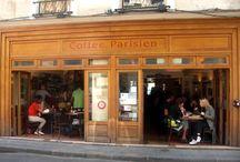 Restaurants ici et là / Quelques adresses glanées à droite à gauche....